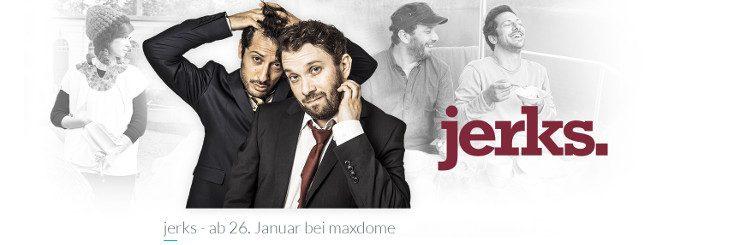 Maxdome: neue Filme und Serien im Januar