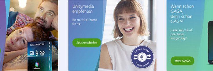 Unitymedia dreht an der Preisschraube